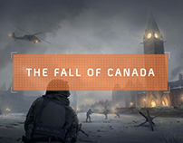 Ubisoft - The Fall of Canada