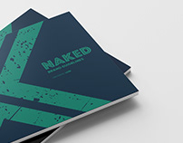 Naked Denim Branding