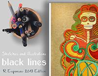 Black Lines #02