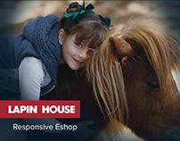 LAPIN HOUSE RESPONSIVE E-SHOP