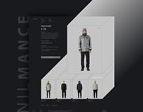 Nilmance Website Design
