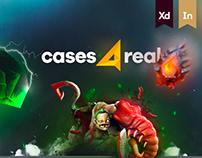 Dota 2 / Open Case UX/UI