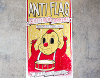 ILLUSTRATION // ANTI FLAG