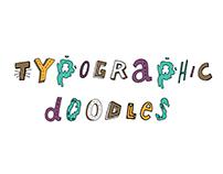 Typographic Doodles