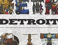 The Detroit Series: Past, Present, Future?