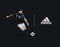 Adidas x World Cup 2018