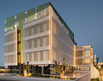 KBC Central in Nicosia - Cyprus