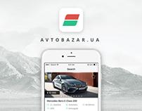 Avtobazar for iOS