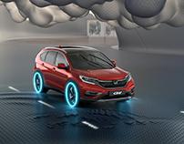 Honda - 'Real View Test Drive'