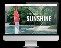 Judith & James Website Design