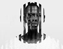 Stripe / jail effect in photoshop tutorial