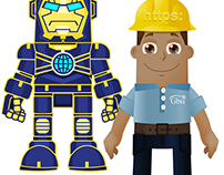 Cyberman - Adobe Character Animator Puppet