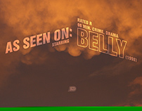 As Seen On: BELLY