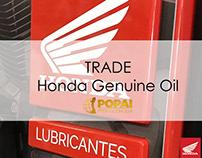 TRADE /POP: Exhibición Honda Genuine Oil ✪ Premio POPAI