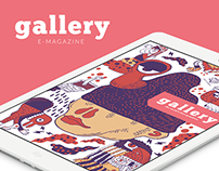 Gallery - The World's Best Graphics E-magazine