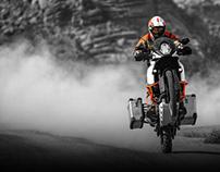 KTM ADV EXPERIENCE 2018