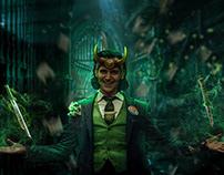 Loki Series Concept Art