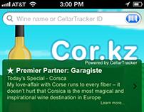 2010 - Cor.kz Wine App