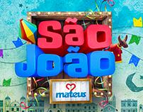 São João   Mateus 2019