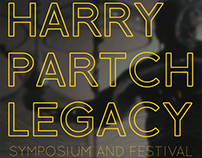 Harry Partch Legacy: Symposium and Festival
