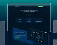 Computools - Website, UI/UX