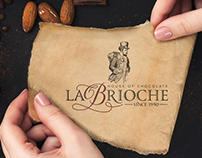 Craft chocolate logo development