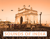 Sounds of India: Interaction with senses