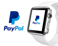 Paypal Watch Edition.