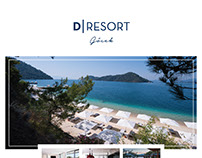 D-Resorts Factsheet