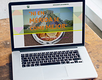 HUMBERTOS WEBSITE: Web design for Mexican food