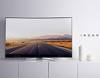 TCL   X1 ( HIGN END TV DESIGN)