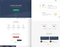 Boom Landing Page
