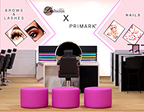 Primark Beauty - Graphic Design