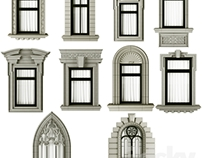 Classic frame window https://3dsky.org/3dmodels/show/c