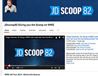 JD Scoop 82 YouTube Channel Design