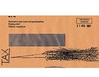 Envelope for tax assessment