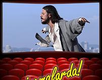 Martıların Efendisi Filmi Tanıtım Tasarımı
