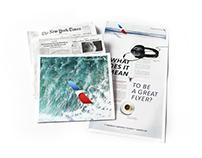 AA WGF Launch: NY & LA Times