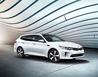 KIA Optima SW MY16