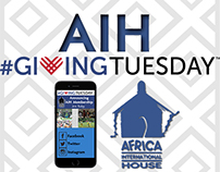 AIH Giving Tuesday Campaign