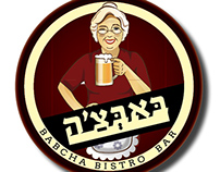 Babcha - Bar Logo