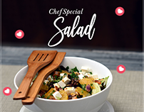 Browns Chef Special Salad