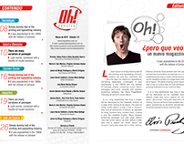 Revista Oh Positivo - Revista Digital.