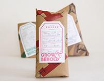 Gourmet Food Packaging / Grow & Behold Butcher Meats