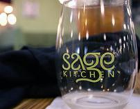 Sage Kitchen Restaurant Identity