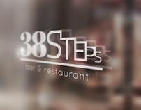 38 Steps - Branding and Logo Design