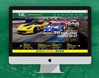 VIRginia International Raceway | Branding Refresh