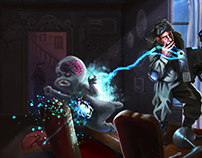 gasper meet ghostbusters