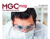 MGC Mag, Magazine de prévention santé