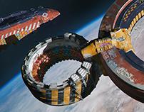 Keyframe: Spacestation